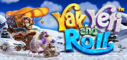 Yak, Yeti & Roll